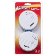 Eveready Smoke Alarm 2pk