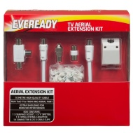 Eveready TV Aerial Extension Kit 10m