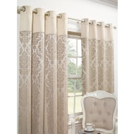 Elizabeth Jacquard Fully Lined Curtain 49 x 72