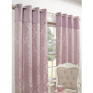 Elizabeth Jacquard Fully Lined Curtain 66 x 54