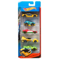 Hot Wheels Toy Cars 5pk