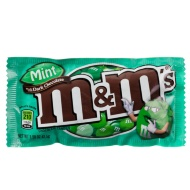 M&M's Mint Dark Chocolate 42g