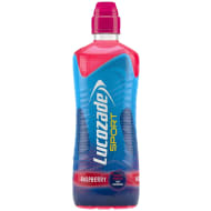 Lucozade 750ml Sport Raspberry