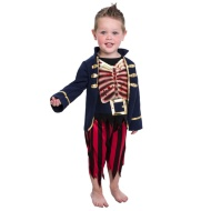 Toddler Boys Halloween Costume - Pirate