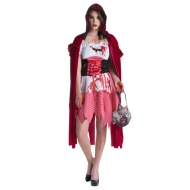 Ladies Fairytale Dress Up - Red Riding Hood
