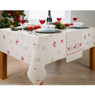 Christmas Characters Tablecloth