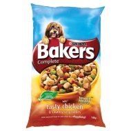 Bakers Complete with Tasty Chicken & Country Vegetables 14kg