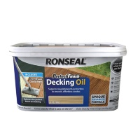 Ronseal Perfect Finish Decking Oil - Natural 2.5L