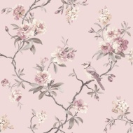 Fine Decor - Chinoisierie Sidewall Wallpaper - Pink