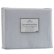Supersoft Brushed Cotton Pillowcases 2pk