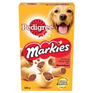 Pedigree Markies Meaty Rolls with Marrowbone 500g