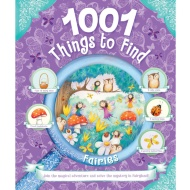 1001 Things to Find Book - Fairies