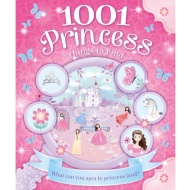 1001 Things to Find Book - Princess