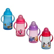 Disney Non Spill Twin Handle Baby Cup
