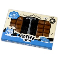 Walkers Nonsuch Toffee Twin & Hammer 200g