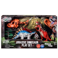 Jurassic Dinosaur Play Set