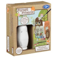 Paint Your Own Woodland Animals