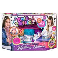 Knit-Tastic Knitting Station Set