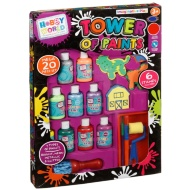 Hobby World Tower of Paints Set