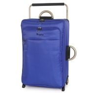 World's Lightest Suitcase Blue 83cm