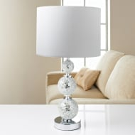 Ella Mosaic Ball Table Lamp