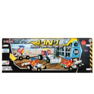 4-in-1 Large Metal Mechanix - Construction Set