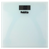Beldray Bathroom Glass Scales