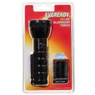 Eveready 28 LED Aluminium Torch