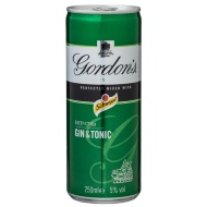 Gordon's Gin & Tonic 250ml