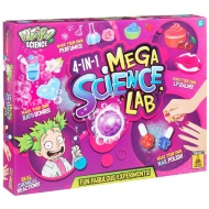 4-in-1 Mega Science Lab - Fun Fabulous Experiments