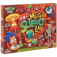 4-in-1 Mega Science Lab - Out of This World Experiments