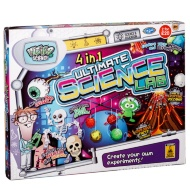 4-in-1 Ultimate Science Lab Kit