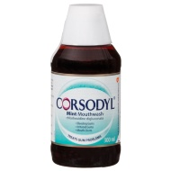 Corsodyl Mouthwash 300ml - Mint