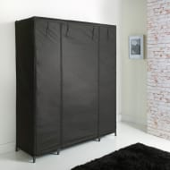 Deluxe Large Canvas Wardrobe