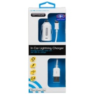 Optimum In-Car Lightning Charger