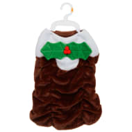 Christmas Dog Outfits - Medium - X-Large - Christmas Pudding