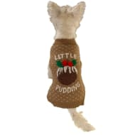 Doggy Christmas Jumper - Little Pudding - Medium - X-Large