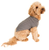 Doggy Jumper (M, L, XL) - Grey