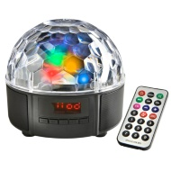 Boombeatz Bluetooth Disco Light Speaker