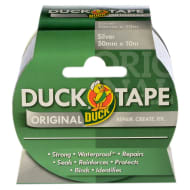 Duck Tape Original 50mm x 10m - Silver