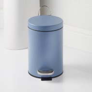 Addis Coloured Bin 3L - Blue