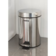 Beldray Stainless Steel Bin 3L