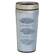 Sparkle Travel Mug - Dream It Wish It
