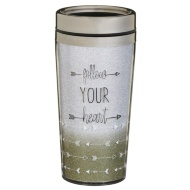 Sparkle Travel Mug - Follow Your Heart