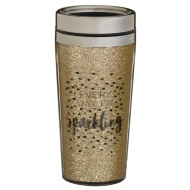 Sparkle Travel Mug - Everyday I'm Sparkling