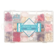 Olde Sam's Sweet Shoppe - Penny Mix Sweets Tray 525g