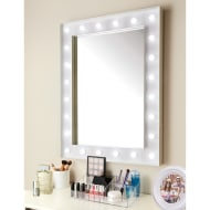 Hollywood 24 LED Bulb Mirror