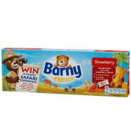 Barny Sponge Bears - Strawberry