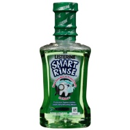 Listerine Smart Rinse Kids Mouthwash 250ml - Mild Mint