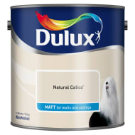 Dulux Matt Emulsion Natural Calcio 2.5L